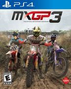 MXGP3 世界摩托車越野錦標賽 3,MXGP3 - The Official Motocross Videogame