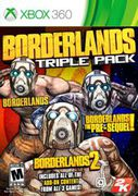邊緣禁地 三部曲,Borderlands Triple Pack