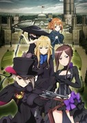 Princess Principal Crown Handler,プリンセス・プリンシパル Crown Handler,Princess Principal Crown Handler