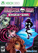 Monster High: Ghoul School,MONSTER HIGH: NEW GHOUL IN SCHOOL