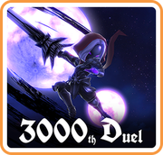 3000th Duel,3000th Duel