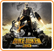 毀滅公爵 3D:20周年紀念環遊世界,Duke Nukem 3D: 20th Anniversary World Tour