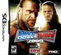 WWE 激爆職業摔角 2009,WWE SmackDown vs. Raw 2009