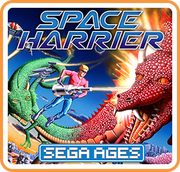 SEGA AGES 太空哈利,セガエイジ スペースハリアー,Sega Ages: Space Harrier