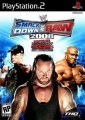 WWE 激爆職業摔角 2008,WWE SMACKDOWN VS. RAW 2008